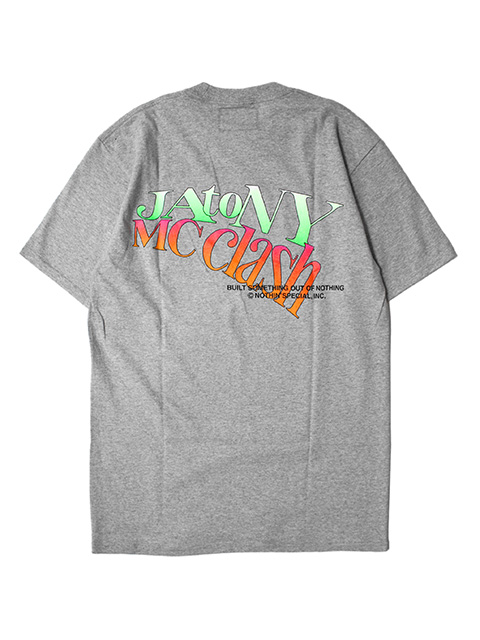【30%OFF】NOTHIN'SPECIAL MC CLASH TEE
