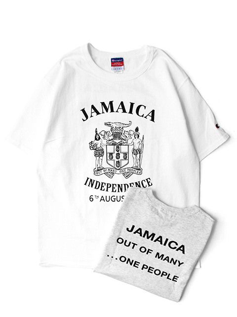 【10%OFF】M.V.P. Jamaica Independence 1962 T-Shirts