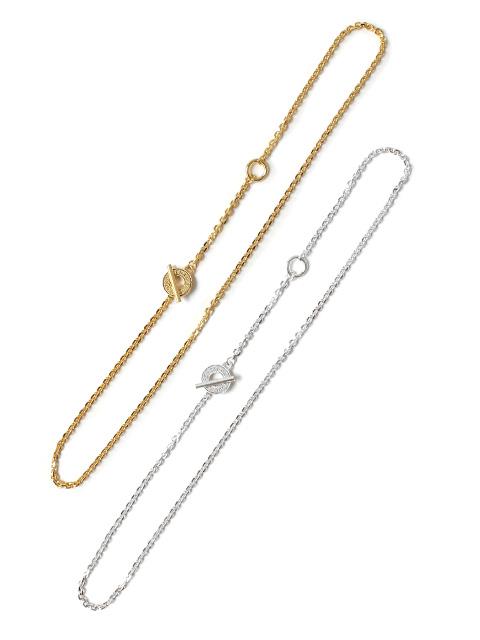SEDAN ALL-PURPOSE Oval Link Chain Necklace -Medium-