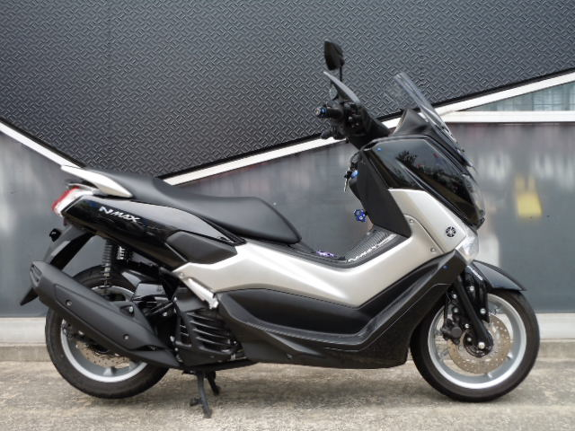 ヤマハ N MAX (SE86J) ブラック 中古車