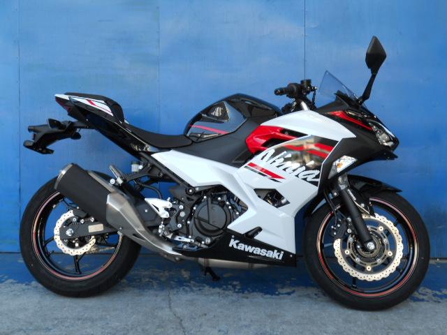 カワサキ Ninja250 2020年 試乗車特別販売