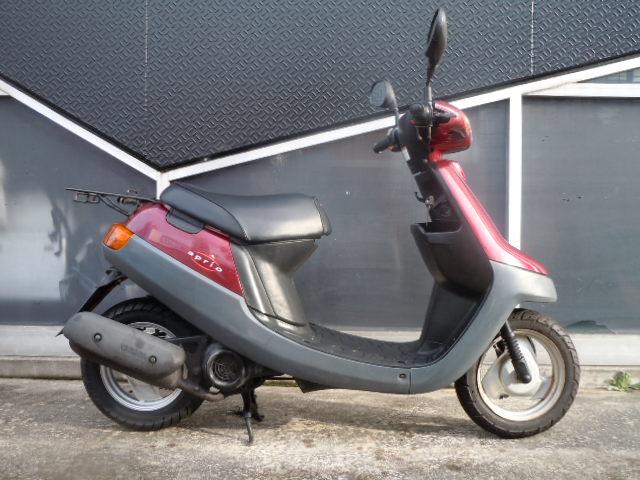ヤマハ アプリオ(SA11J) レッド 中古車
