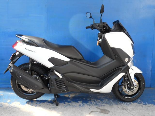 ヤマハ NMAX125(SED6J) 試乗車特別販売