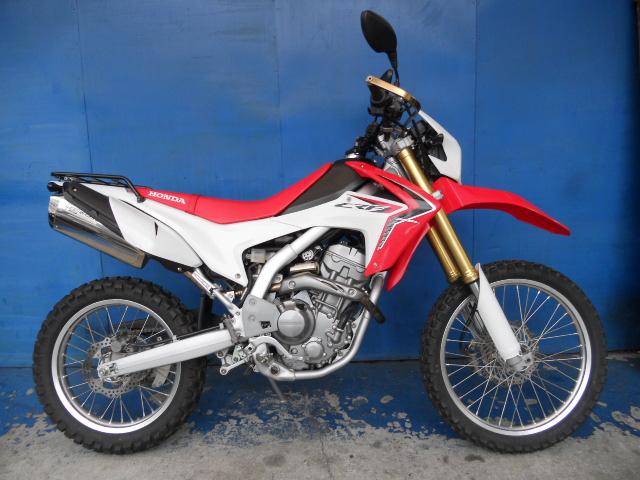 ホンダ CRF250L (MD38) 赤/白 2013年