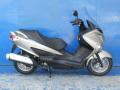 スズキ バーグマン200(CH41A) グレー 試乗車特別販売