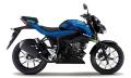 ズキ '21 GSX-S125 ABS ブルー 新車