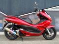 ホンダ PCX125(JF28) 赤 中古車