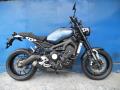 ヤマハ XSR900(RN46J) ブルー 試乗車特別販売