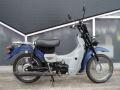 スズキ バーディ50セル付き (BA42A) ブルー 中古車