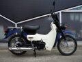 スズキ バーディ50 FI (BA43A) ブルー 中古車