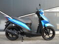 スズキ アドレス110 (CE47A) ブルー 中古車