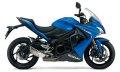 #1GSX-S1000F ABS ブルー