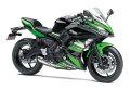 #1Ninja 650 ABS KRT Editionグリーン/ブラック