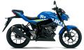 #1GSX-S125 ABSブルー
