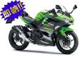 #1Ninja 250 KRT Editionグリーン/ブラック