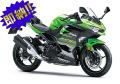 #1Ninja 400 KRT Editionグリーン/ブラック