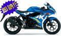 #1GSX-R125 ABSブラック