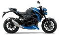 #1GSX-S750 ABSブラック/ブルー