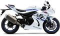 #1GSX-R1000R ABSホワイト