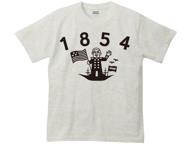 1854ペリーTシャツ