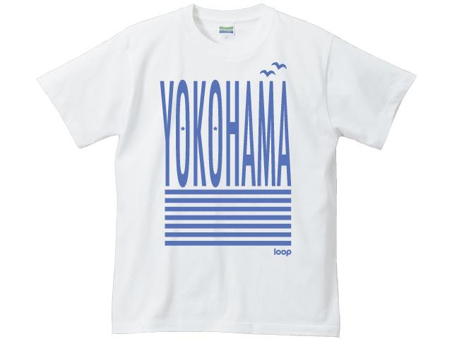 YOKOHAMATシャツ