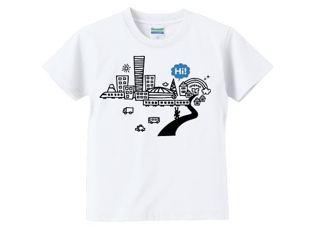 新横浜キッズTシャツ