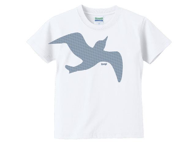 かもめキッズTシャツ