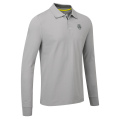 LONG SLEEVED POLO