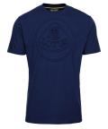 ROUNDEL T-SHIRT−dark blue