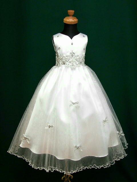 子供ドレス マリア ホワイト1