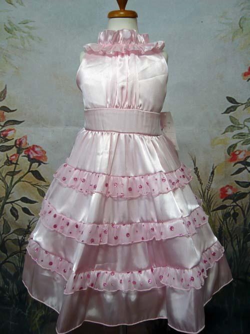 子供ドレス キャシー ピンク