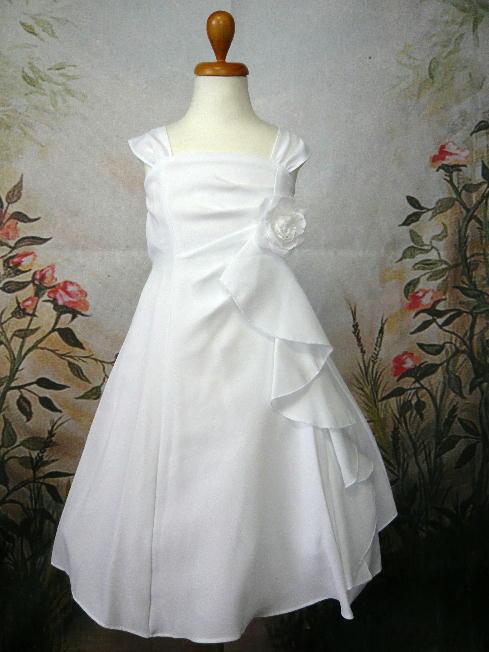 子供ドレス ファンシー ホワイト