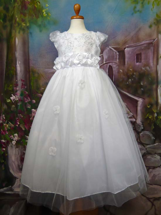 子供ドレス マルシア ホワイト