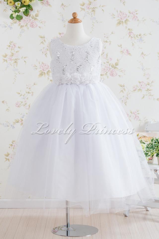 子供ドレス フェリス ホワイト