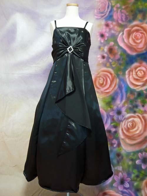 子供ドレス ベンジャミン ブラック