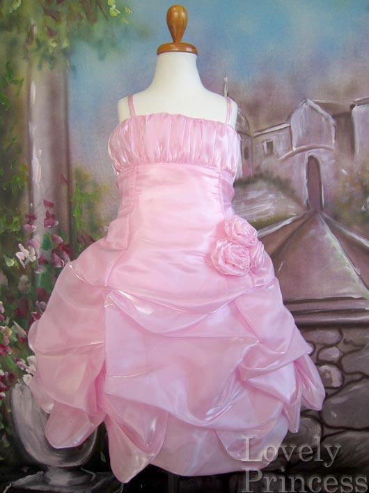 子供用ドレス コンスタンス ピンク