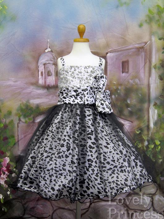 子供ドレス マリリン ブラック