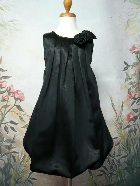 子供ドレス アイリス ブラック