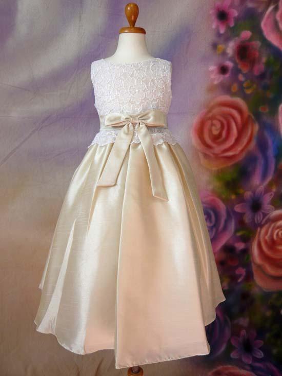 子供ドレス エマ ゴールド