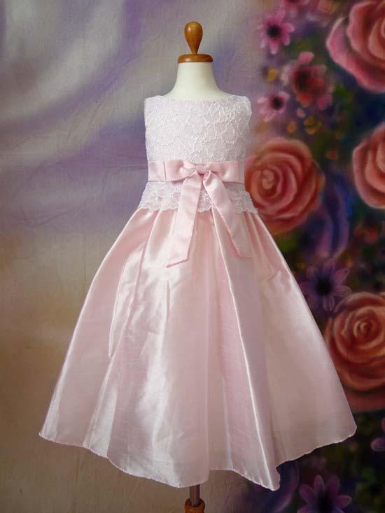 子供ドレス エマ ピンク