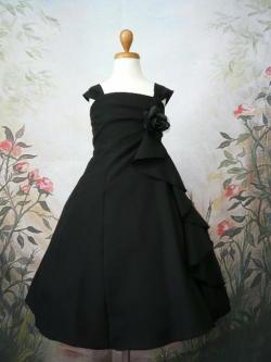 子供ドレス ファンシーBK1