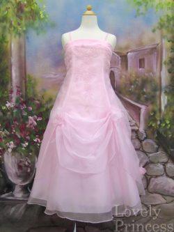 子供ドレス ミシェル ピンク