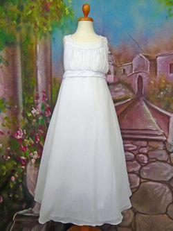 子供ドレス アイリーン ホワイト
