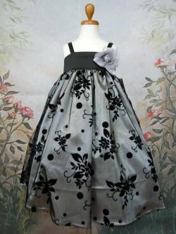 子供ドレス グローリア ブラック