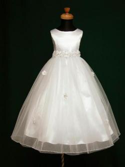 子供ドレス アンジェラ ホワイト1