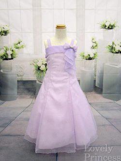 子供ドレス シンディ ライラック