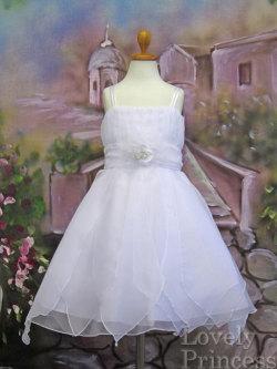 子供ドレス リアン ホワイト