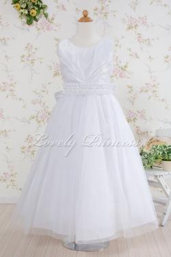 子供ドレス・ジュニアドレス アナベル ホワイト