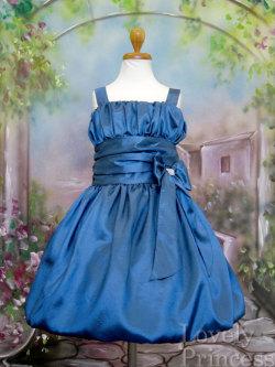 子供ドレス ルナ ティール