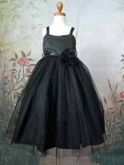 子供ドレス ポーラ ブラック